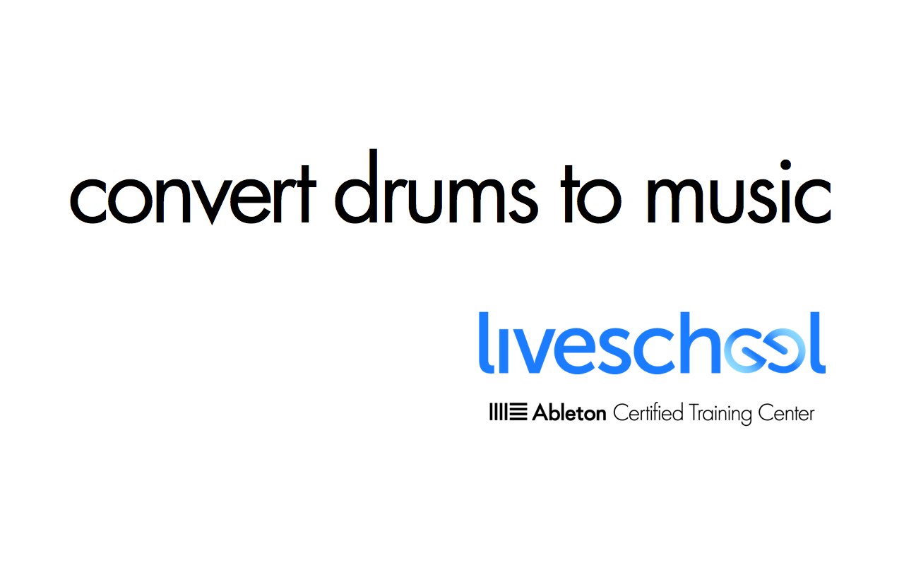 Creative ways to use and abuse drum loops in Ableton Live for musical results
