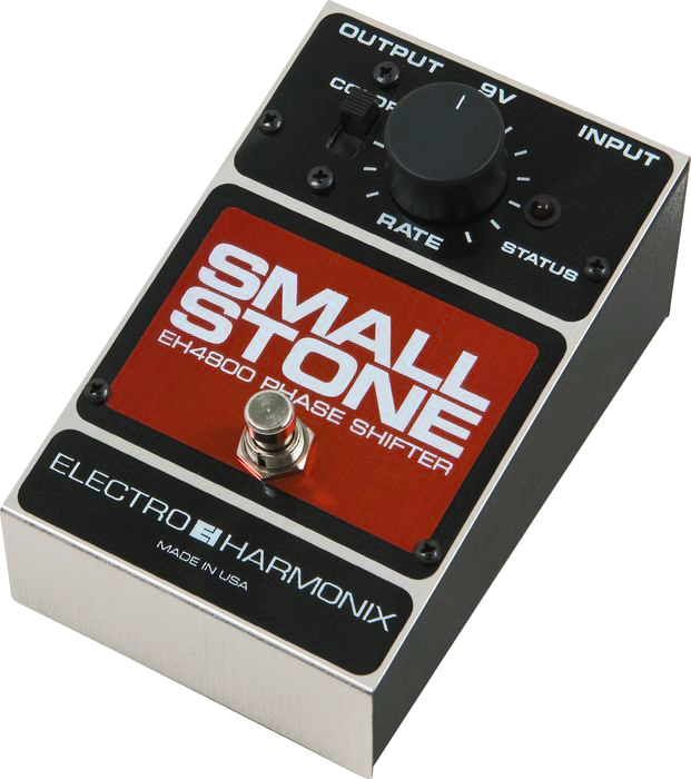 The Electro Harmonix Small Stone