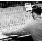 The SSL desk used to capture the samples.