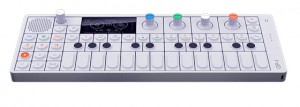 Tims favourite - the Teenage Engineering OP-1.