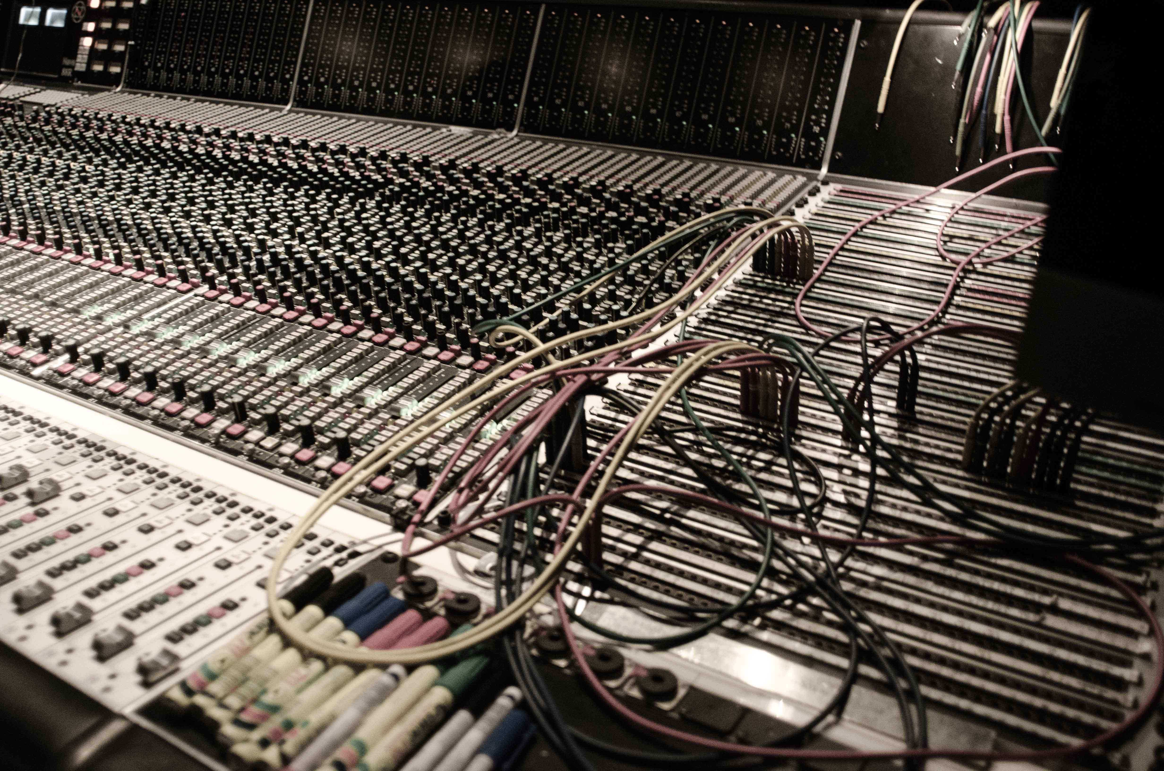 The Neves patch bay