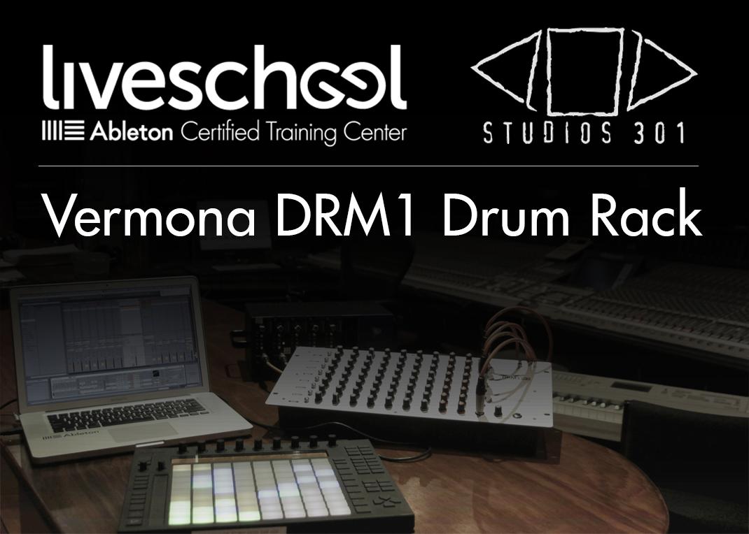 Vermona Drum Rack