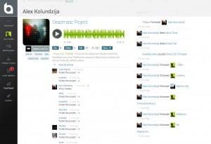 Alex Kolundzija's Blend Profile.