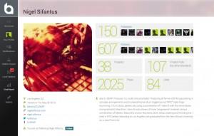Nigel Sifantus' Blend Profile
