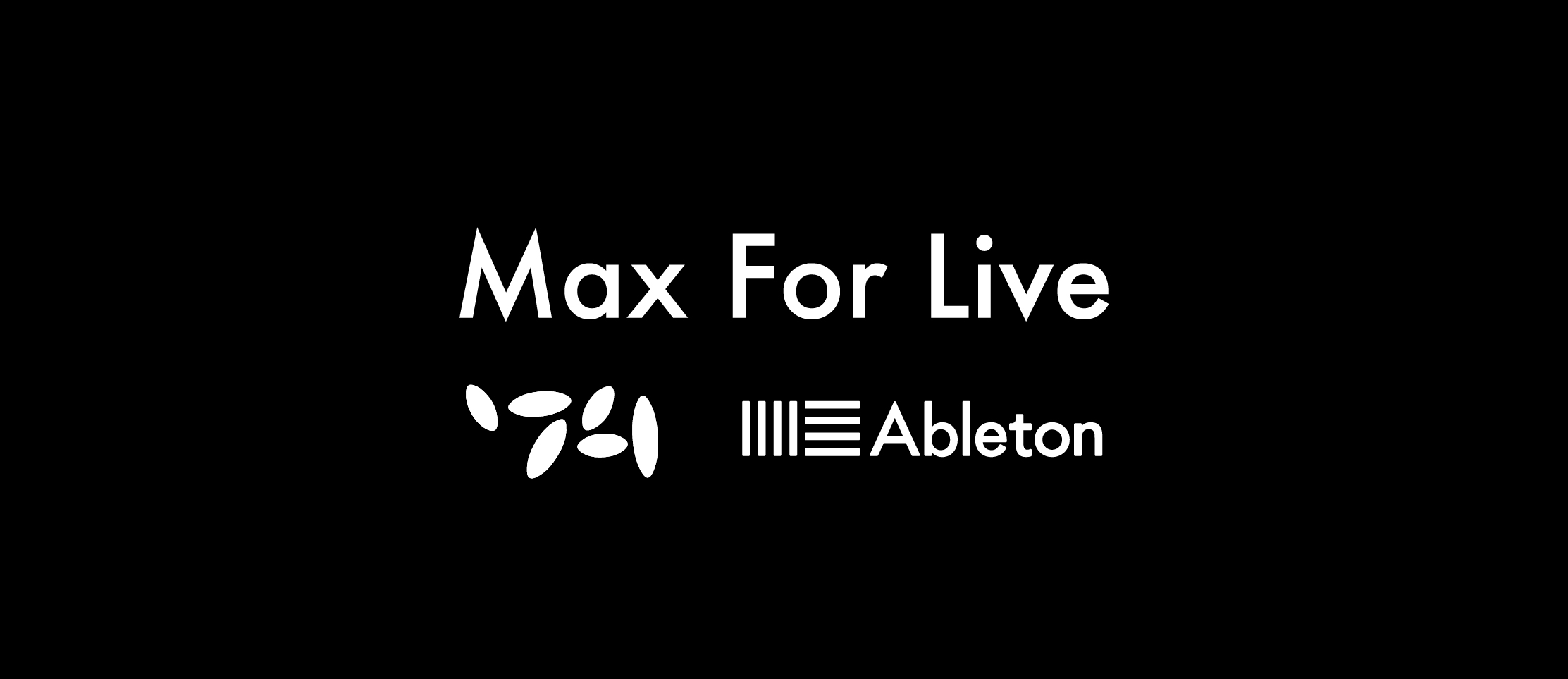 Max for Live logo