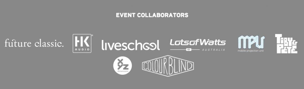 Bleep Sequencer - event collaborators