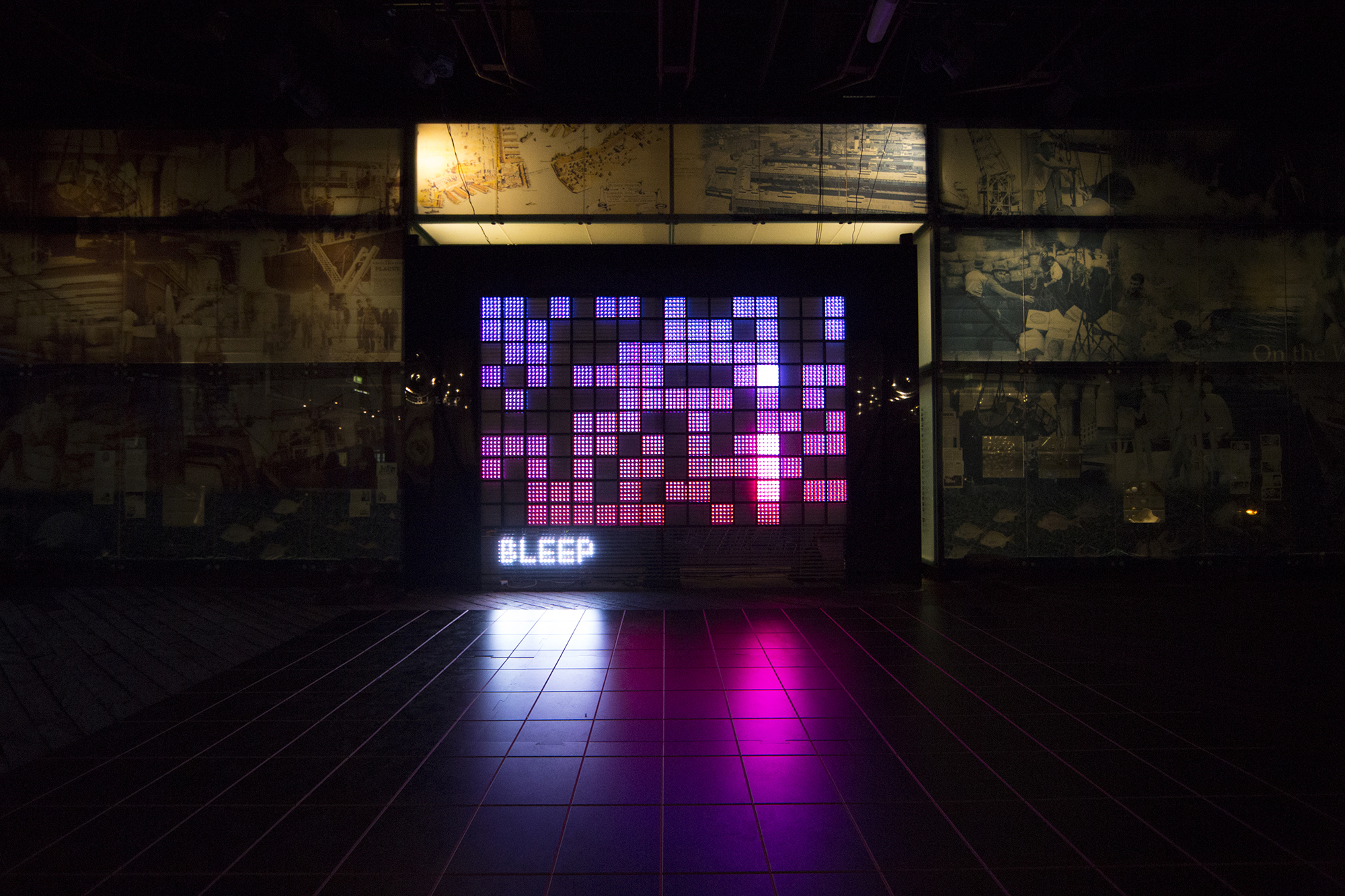 Vivid Bleep Sequencer
