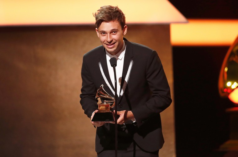 Flume at 59th Grammy Awards 2017