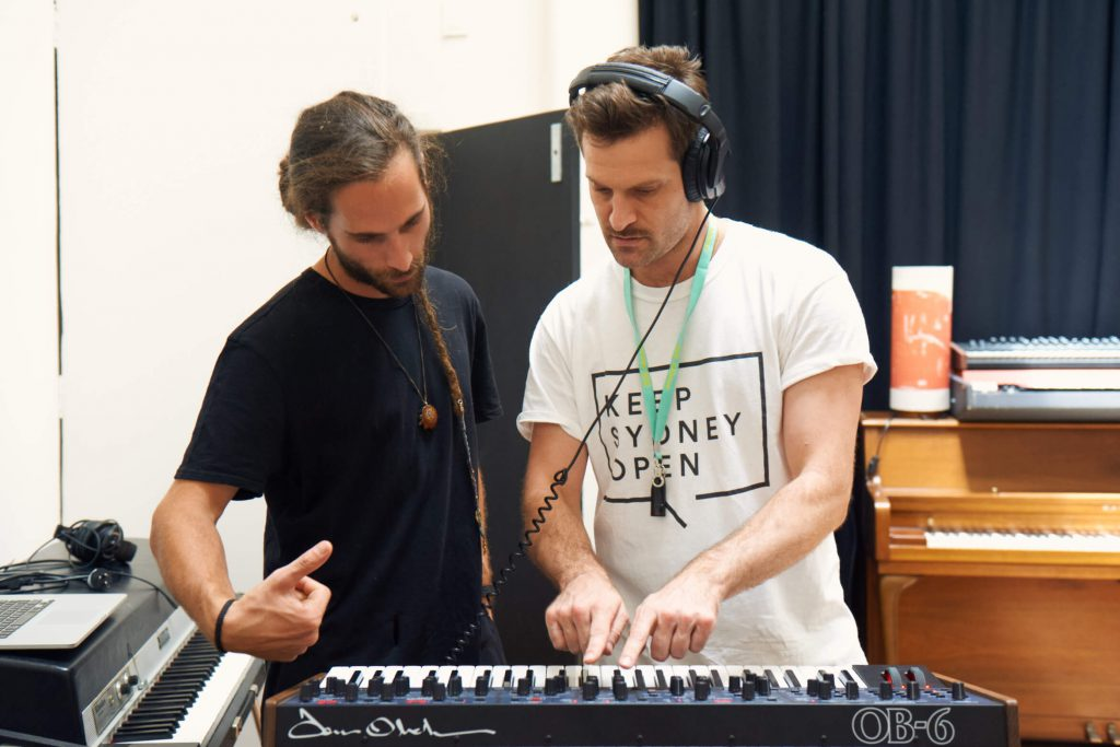 Touch Sensitive with Ellis Silverman