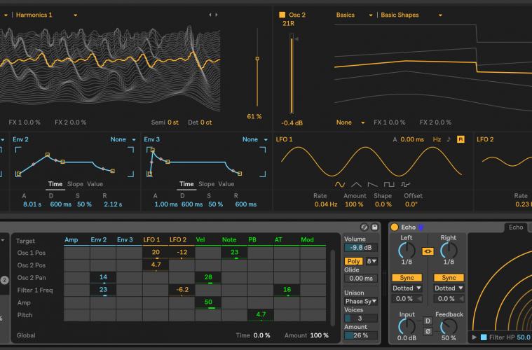 Ableton Live 10 beta