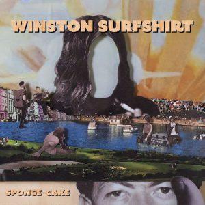 Winston Surfshirt Sponge Cake