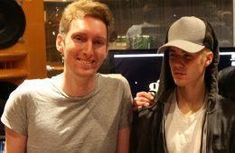 Liveschool's Simon Cohen vocals for Bieber