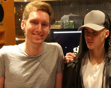 Liveschool's Simon Cohen vocals for Bieber
