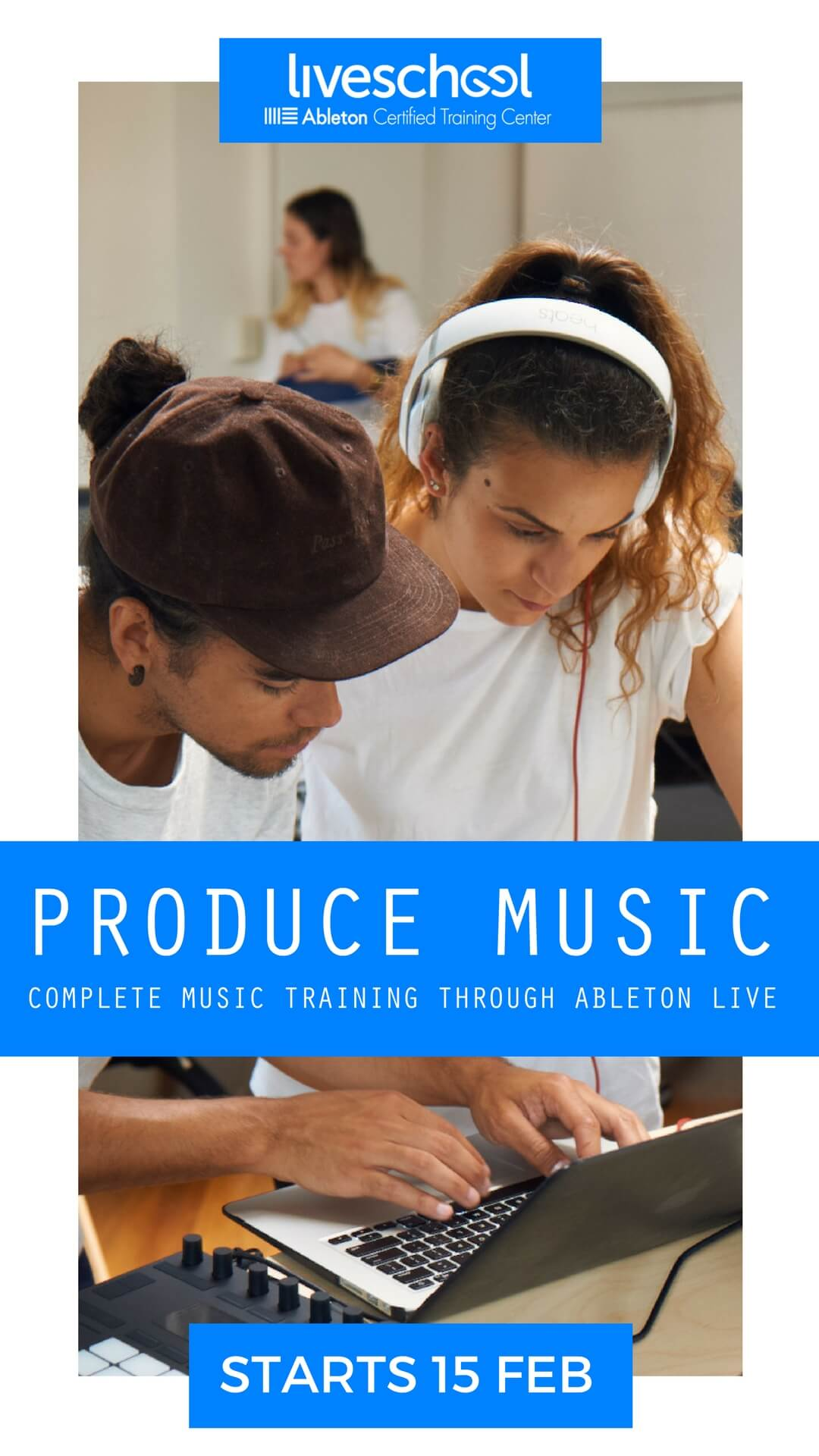 Produce Music Feb 15