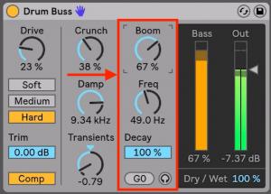 Drum Buss - Boom