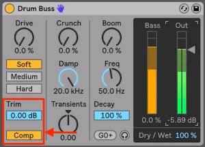 Drum Buss - Compressor