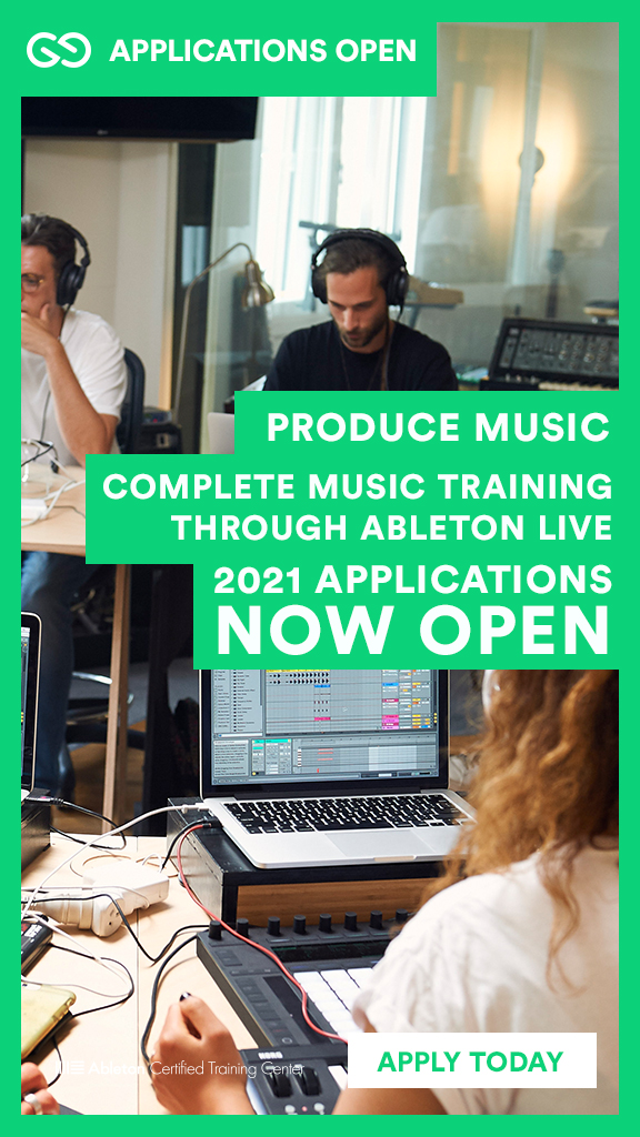 Produce Music 2021 Applications Now Open