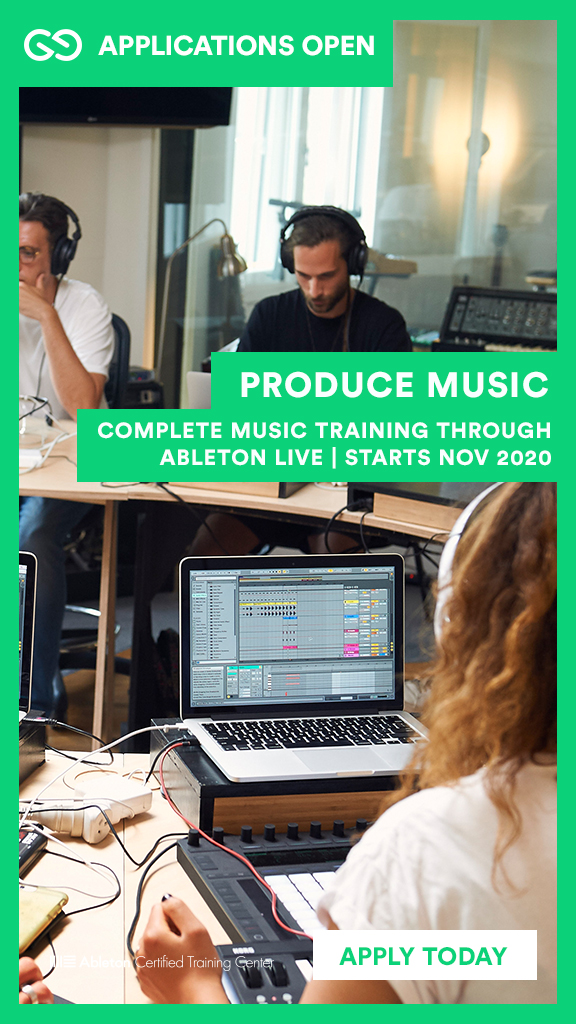 Liveschool Produce Music | November 2020 Applications Now Open