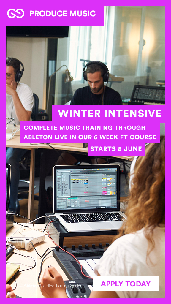 Winter Intensive 2020 | Produce Music